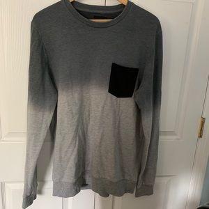 ASOS Man Sweater w/ Blck Pocket